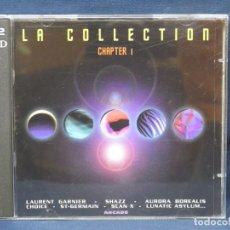CD de Música: VARIOUS – LA COLLECTION CHAPTER 1 - 2 CD. Lote 209776265