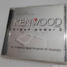 CDs de Música: KENWOOD URBAN POWER 3. 2 CD. Lote 209801677