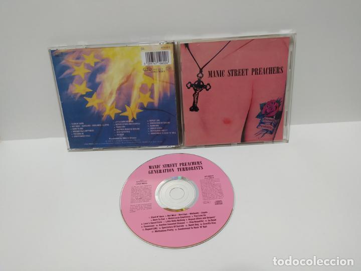 CDs de Música: manic street preachers lote cd´s leer descripcion - Foto 3 - 209822420