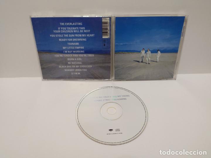 CDs de Música: manic street preachers lote cd´s leer descripcion - Foto 4 - 209822420