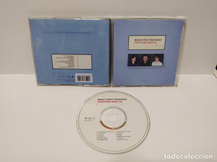 CDs de Música: manic street preachers lote cd´s leer descripcion - Foto 6 - 209822420