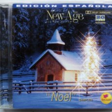 CDs de Música: NEW AGE MUSIC AND NEW SOUNDS. NOEL. SAMPLER. CD NEW SOUNDS NAE015. ESPAÑA 1997.. Lote 209854552