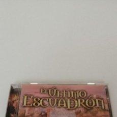 CDs de Música: G-10 CD MUSICA CARNAVAL DE CADIZ CORO COMPARSA EL ULTIMO ESCUADRON NENE CHEZA 2008. Lote 209863792