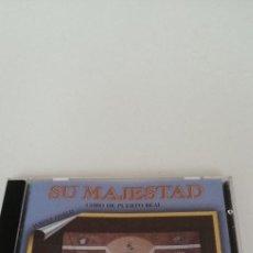 CDs de Música: G-10 CD MUSICA CARNAVAL DE CADIZ CORO DE PUERTO REAL SU MAJESTAD 2001. Lote 209864566