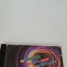 CDs de Música: G-10 CD MUSICA CARNAVAL DE CADIZ III CERTAMEN 2006 UNA COPLA MENOS UNA COPLA MAS EN. Lote 209864778