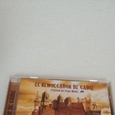 CDs de Música: G-10 CD MUSICA CARNAVAL DE CADIZ COMPARSA EL REMOLCADOR DE CADIZ 2010. Lote 209865252