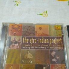 CDs de Música: THE AFRO INDIAN PROJECT -HOSSAM RAMZY -DANNY THOMPSON CD IMPORTADO. Lote 209897918