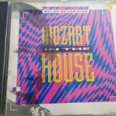 CDs de Música: WALDO DE LOS RÍOS / MOZART IN THE HOUSE / CD ORIGINAL. Lote 209920452