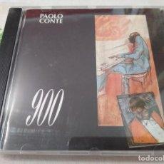 CDs de Música: PAOLO CONTE- CD 900- 13 TEMAS DE PAOLO CONTE CD IMPORTADO. Lote 209933075