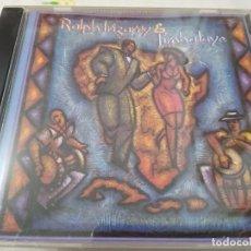 CDs de Música: RALPH IRIZARRY & TIMBALAYE - CD LATIN JAZZ IMPORTADO DESCATALOGADO. Lote 209933340