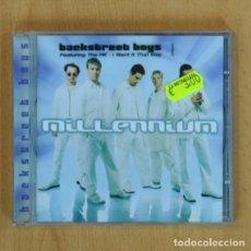 CDs de Música: BACKSTREET BOYS - MILLENNIUM - CD. Lote 209946786