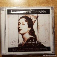 CDs de Música: CD COPLA CANCIÓN ESPAÑOLA. IMPERIO DE TRIANA. Lote 209967095