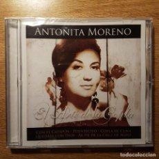 CDs de Música: CD COPLA CANCIÓN ESPAÑOLA. ANTOÑITA MORENO. Lote 209967130