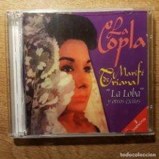 CDs de Música: 2 CD COPLA CANCIÓN ESPAÑOLA. MARIFÉ DE TRIANA. Lote 209967328