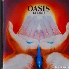 CD de Música: KITARO. OASIS. CD ALEMANIA. Lote 209993843