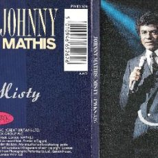 CDs de Música: JOHNNY MATHIS - MISTY. Lote 210004528
