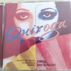 CDs de Música: QUIROGA VERSIONES ORQUESTALES DE LA COPLA / CD ORIGINAL. Lote 210005660