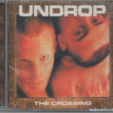 CDs de Música: UNDROP - THE CROSSING / CD ALBUM / MUY BUEN ESTADO RF-6489. Lote 210030398