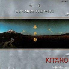 CD de Música: KITARO - TOWARDS THE WEST. CD. Lote 210035812
