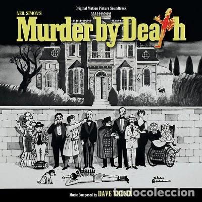 UN CADÁVER A LOS POSTRES / EN BUSCA DE LA FELICIDAD MÚSICA COMPUESTA POR DAVE GRUSIN (Música - CD's Bandas Sonoras)