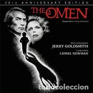 LA PROFECÍA. EDICIÓN 40 ANIVERSARIO MÚSICA COMPUESTA POR JERRY GOLDSMITH (Música - CD's Bandas Sonoras)