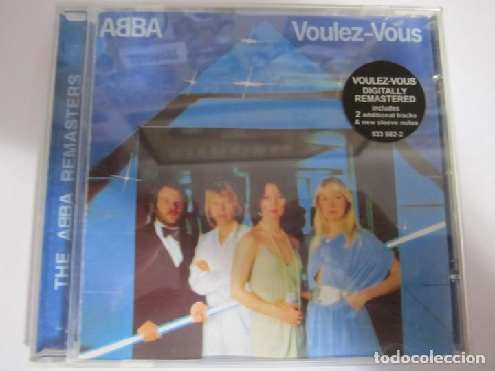 CD ABBA VOULEZ VOUS REMASTERS (Música - CD's Pop)
