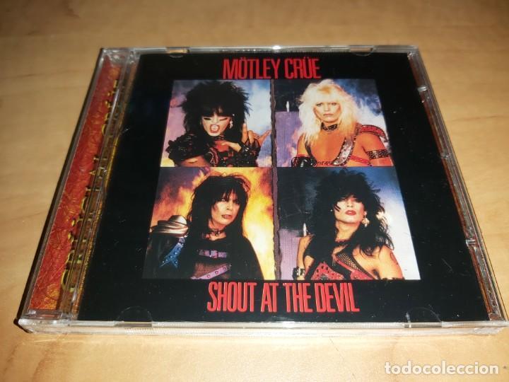 MOTLEY CRUE CD CRUCIAL CRUE SERIES +4 BONUS-IRON MAIDEN-WASP-STRYPER * NUEVO *(COMPRA MINIMA 15 EUR) (Música - CD's Heavy Metal)