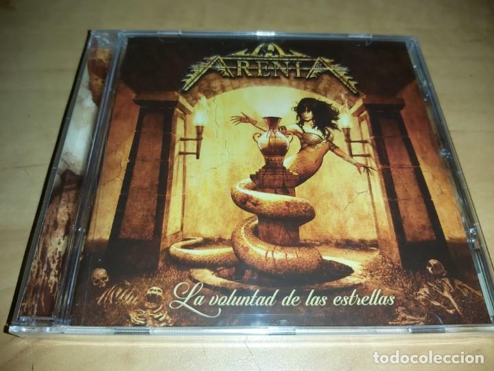 ARENIA CD SPANISH HEAVY 2019-AVALANCH-MAGO DE OZ-NIGHTJAR-SHALOM-BLAST WAVE-ALOS-TRITON (Música - CD's Heavy Metal)