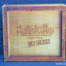 CDs de Música: TOTEKING - LA CAJA - 4 CD + DVD. Lote 210100221