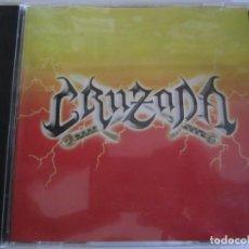 CDs de Música: CD CRUZADA. Lote 210100555
