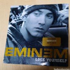 CDs de Música: EMINEM- LOSE YOURSELF. SINGLE. Lote 210101293