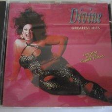 CDs de Música: CD DIVINE GREATEST HITS CONTIENE MIX QUIQUE TEJADA. Lote 210101736