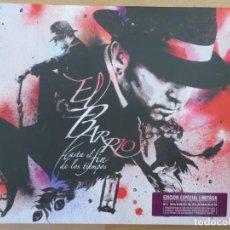 CDs de Música: EL BARRIO: HASTA EL FIN DE LOS TIEMPOS (CAJA DESCATALOGADA) 4 CDS + LIBRO (NUEVA Y PRECINTADA)!!!!!!. Lote 210115540