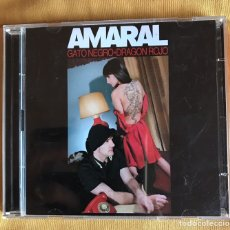 CDs de Música: AMARAL. GATO NEGRO - DRAGÓN ROJO. Lote 210142713