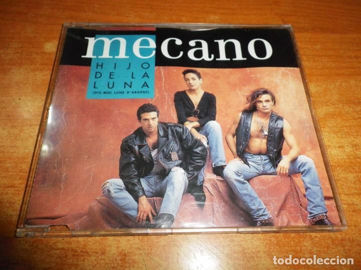 MECANO HIJO DE LA LUNA DIS-MOI LUNE D´ARGENT VERSION EN FRANCES CD SINGLE ALEMANIA RARO ANA TORROJA (Música - CD's Pop)