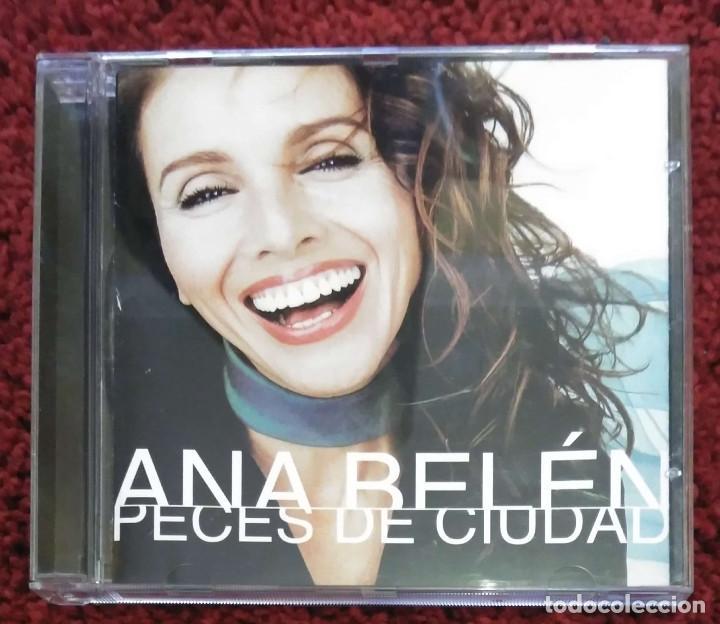 ANA BELEN (PECES DE CIUDAD) CD 2001 (Música - CD's Melódica )