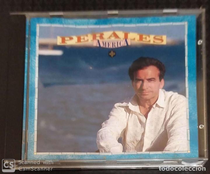 JOSE LUIS PERALES (AMERICA) CD 1991 (Música - CD's Melódica )