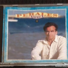 CDs de Música: JOSE LUIS PERALES (AMERICA) CD 1991. Lote 210148860