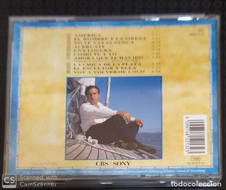 CDs de Música: JOSE LUIS PERALES (AMERICA) CD 1991 - Foto 2 - 210148860