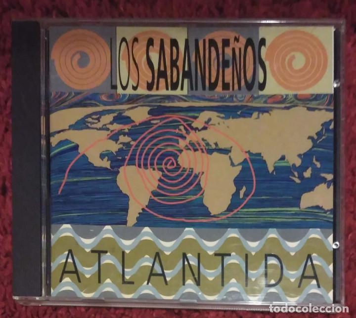 LOS SABANDEÑOS (ATLANTIDA) CD 1994 (Música - CD's Melódica )