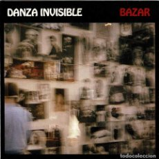 CDs de Música: DANZA INVISIBLE - BAZAR. CD. Lote 210163137