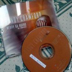 CDs de Música: CD-MAXI (4 TEMAS) -PROMOCION-DE RANDY CRAWFORD. Lote 210163725