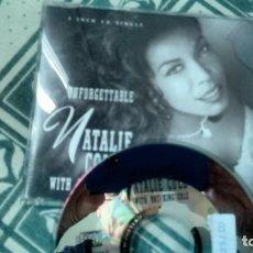 CDs de Música: CD-SINGLE ( PROMOCION) DE NATALIE COLE. Lote 210163857