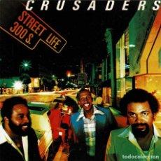 CDs de Música: THE CRUSADERS - STREET LIFE. CD. Lote 210163867