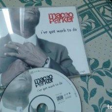 CDs de Música: CD-SINGLE ( PROMOCION) DE MACEO PARKER. Lote 210163992