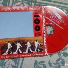 CDs de Música: CD-SINGLE ( PROMOCION) DE SOWETO STRING QUARTET. Lote 210164040