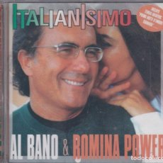 CDs de Música: AL BANO & ROMINA POWER - ITALIANISIMO - CD. Lote 100320139