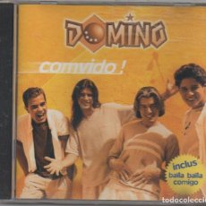 CDs de Música: DOMINO - COMVIDO / CD ALBUM DE 1997 / MUY BUEN ESTADO RF-6528. Lote 210218863