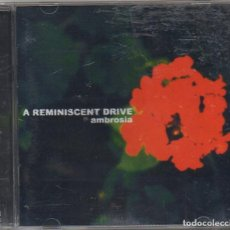 CDs de Música: A REMINISCENT DRIVE - AMBROSIA / CD ALBUM DEL 2000 / MUY BUEN ESTADO RF-6530. Lote 210219061