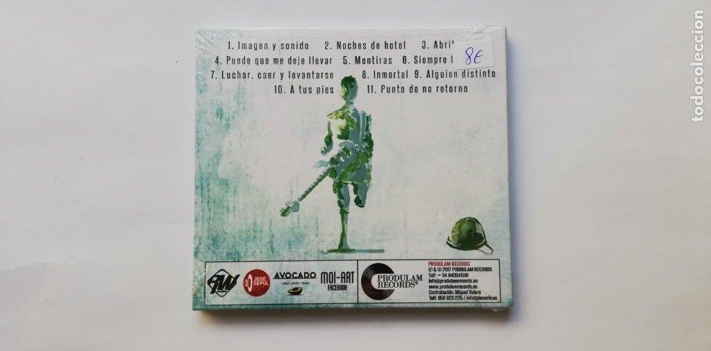 CDs de Música: 0720- LA BATALLA DE LOS QUE PERDIERON- CD NUEVO PRECINTADO LIQUIDACIÓN! - Foto 2 - 210219080